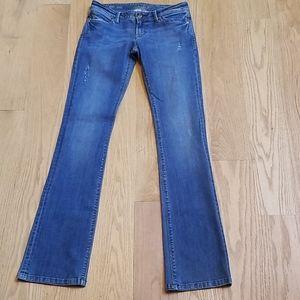 New DL1961 Cindy Slim Boot Jeans  - SZ 27